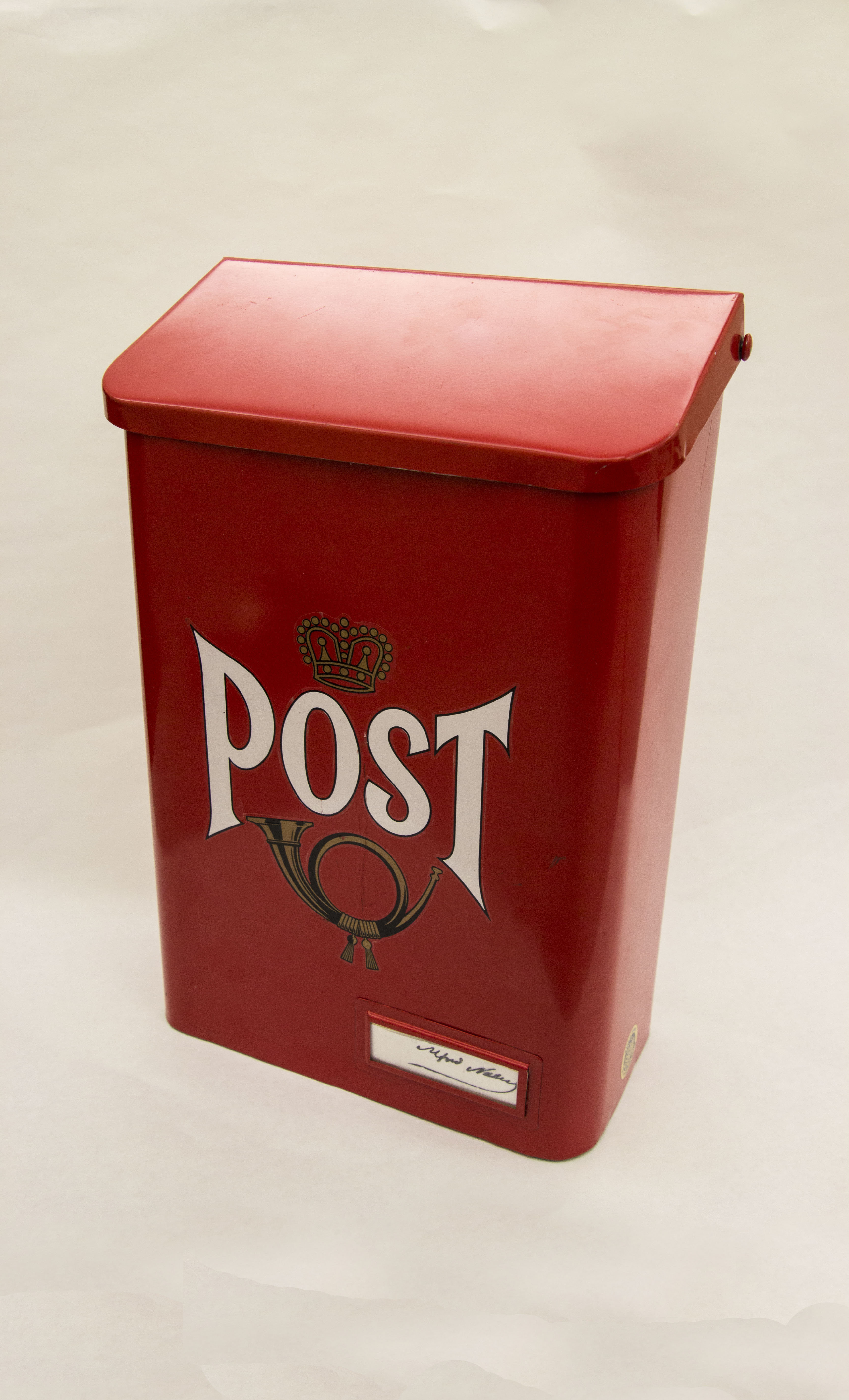 Alfred Nobel's Postbox