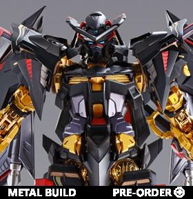 Gundam Metal Build Gundam Astray Gold Frame Amatsu Mina (Princess of the Sky Ver.)