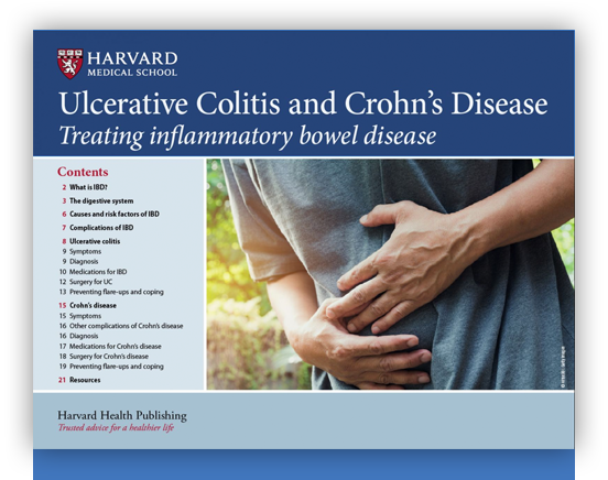 Ulcerative Colitis and Crohn's Bowel Disease