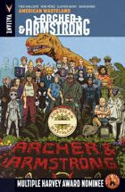 Archer & Armstrong 6