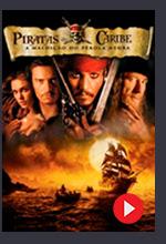 Filme: Piratas do Caribe: A Maldição do Pérola Negra