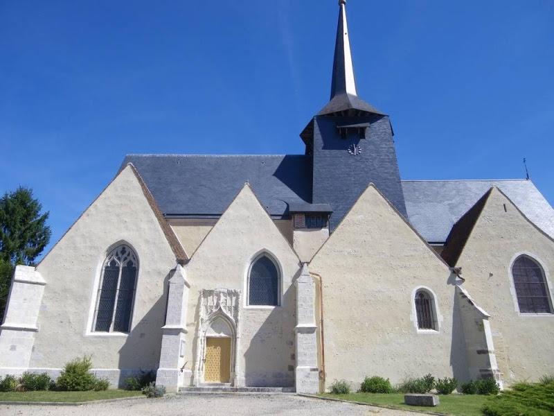 Clémont Eglise restaurée 3