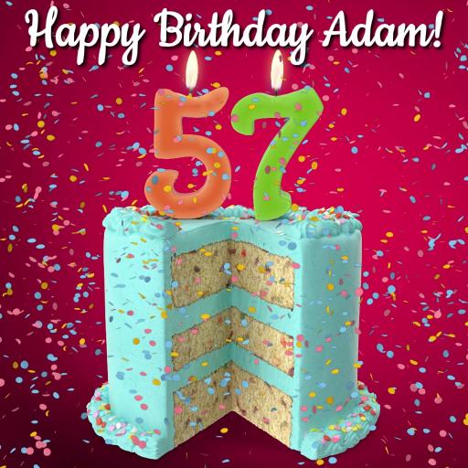 Happy birthday showlogo