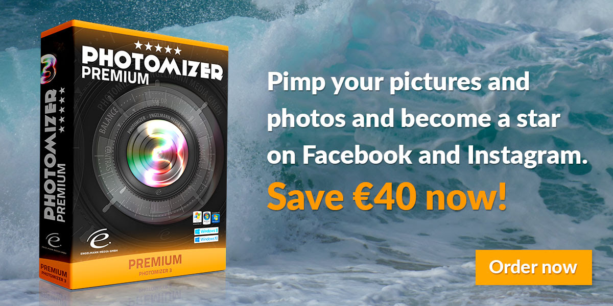 Photomizer 3 Premium now at 64% Discount