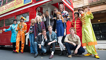The Swinging Sixties Bus and Hall Tour Experience