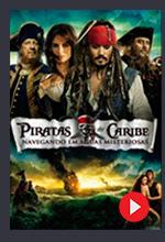 Filme: Piratas do Caribe: Navegando Em Águas Misteriosas