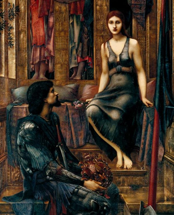 Sir Edward Coley Burne-Jones, King Cophetua and the Beggar Maid