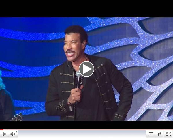 Lionel richie live in colombo