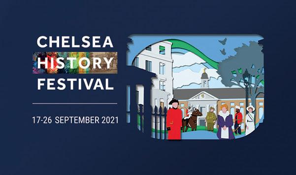 Chelsea History Festival illustration