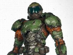 DOOM MARINE 1/6 SCALE FIGURE