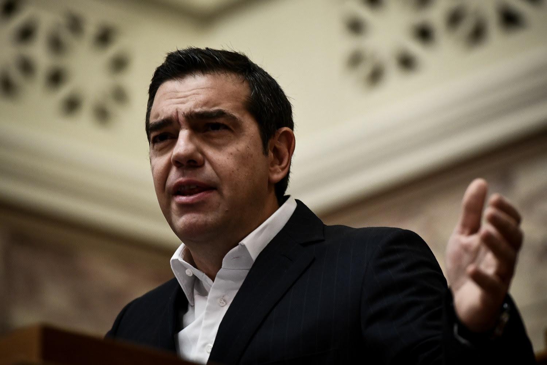 Τσίπρας: «Ανάγκη διαμόρφωσης εθνικής γραμμής στα ελληνοτουρκικά»