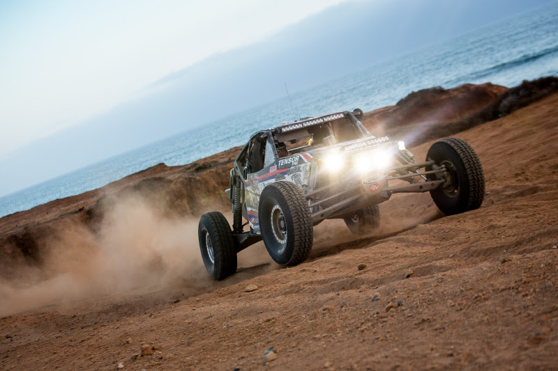 Richard Glaszczak, Alumi Craft Race Cars, Class 10, Bink Designs, Baja 500