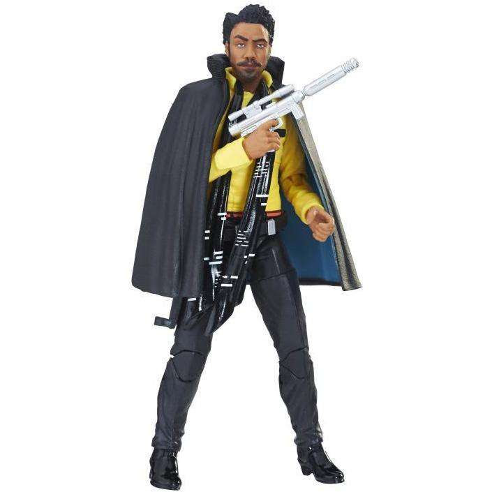 "Image of Star Wars: The Black Series 6"" Wave 16 - Lando Calrissian"