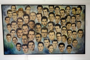 Asaltantes al cuartel Moncada. Foto: Ismael Francisco/Cubadebate