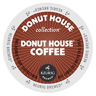 Donut House Collection Donut House Keurig Kcup coffee