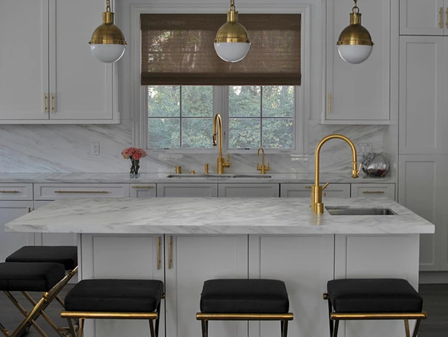 marble kitchen backsplash ideas