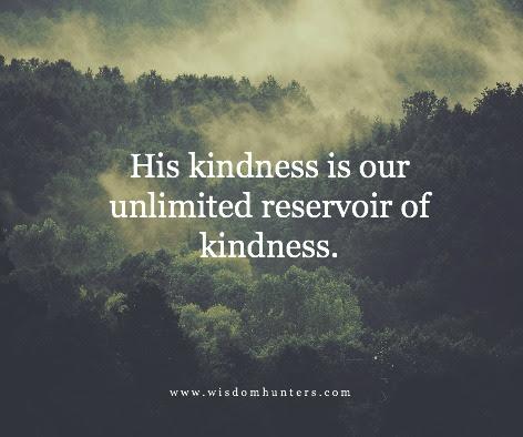 Show God's Kindess