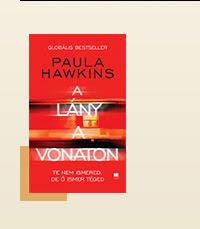 Strandkönyvek - A lány a vonaton - Paula Hawkins