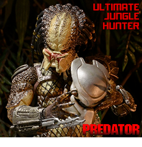 ULTIMATE JUNGLE HUNTER ACTION FIGURE