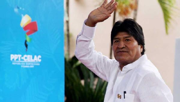 Στην Αθήνα την Πέμπτη ο πρόεδρος της Βολιβίας Εβο Μοράλες