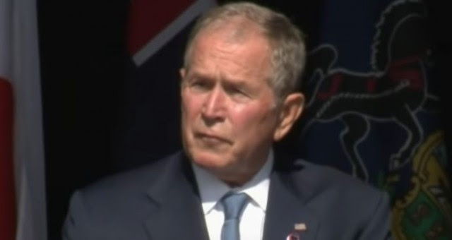 SEE IT! George W. Bush HAMMERED After Comparing Jihadist 9/11 Terrorists To Trump Supporters