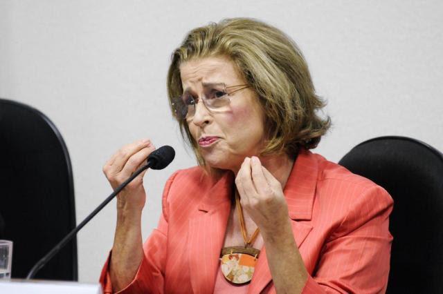 """Lia Zanotta Machado: O conceito de """"mulher de família"""" é prejudicial Agência Senado/Divulgação"""