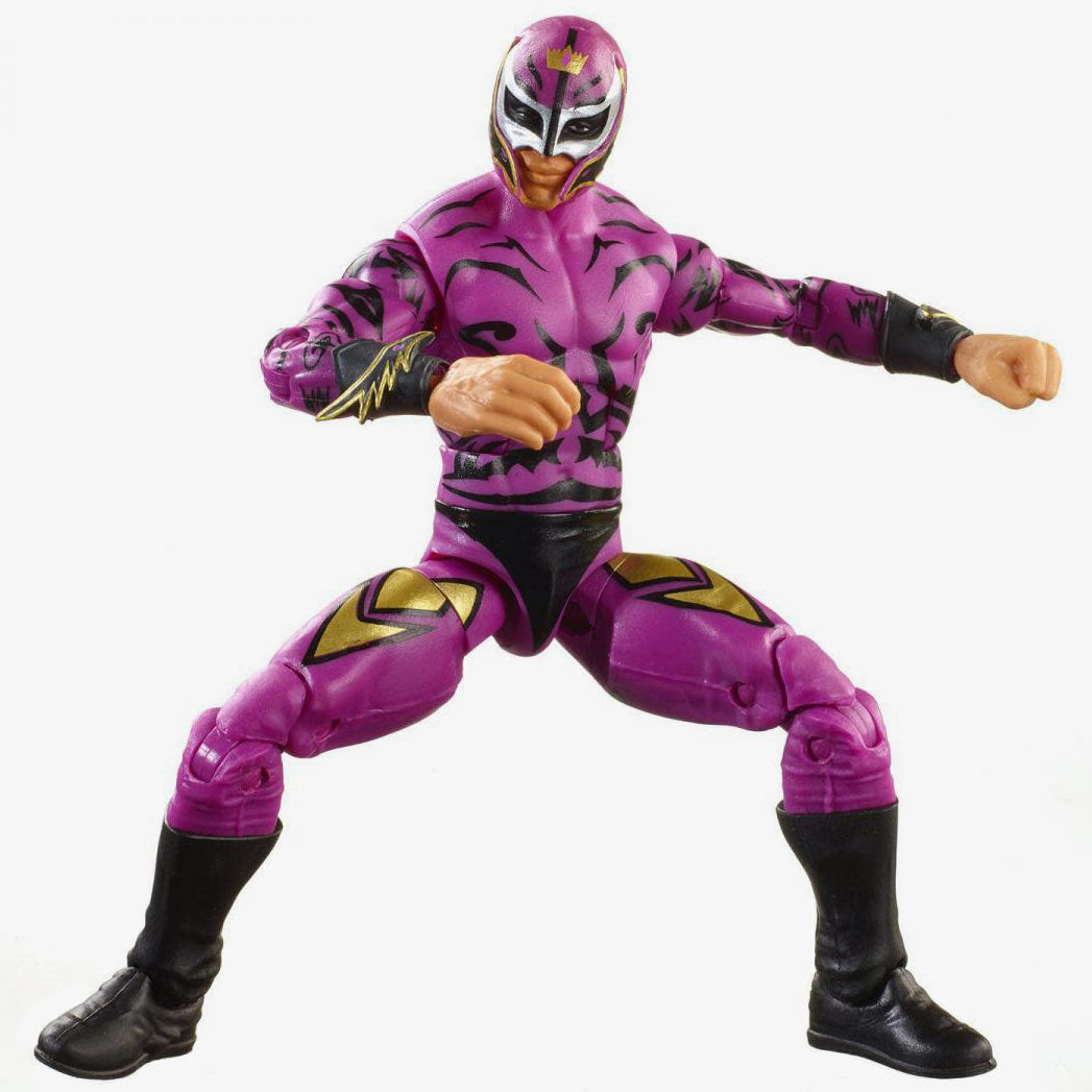 Image of WWE Wrestling Elite Collection Series 67 - Rey Mysterio