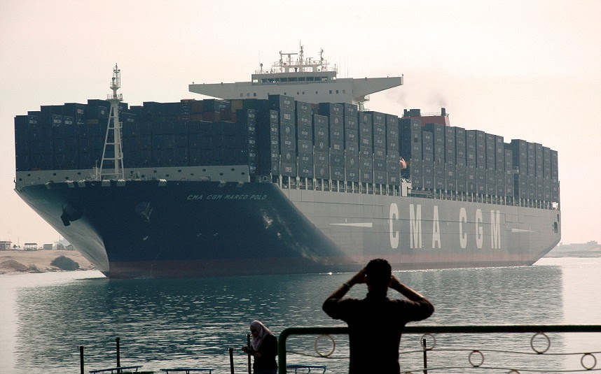 Cabal de Suez : les travailleurs égyptiens