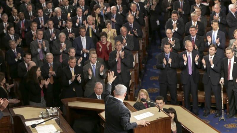 Картинки по запросу netanyahu congress usa