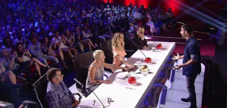 Manuel Oliver en Got Talent