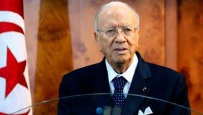 Presidente de Túnez, Béyi Caïd Essebsi
