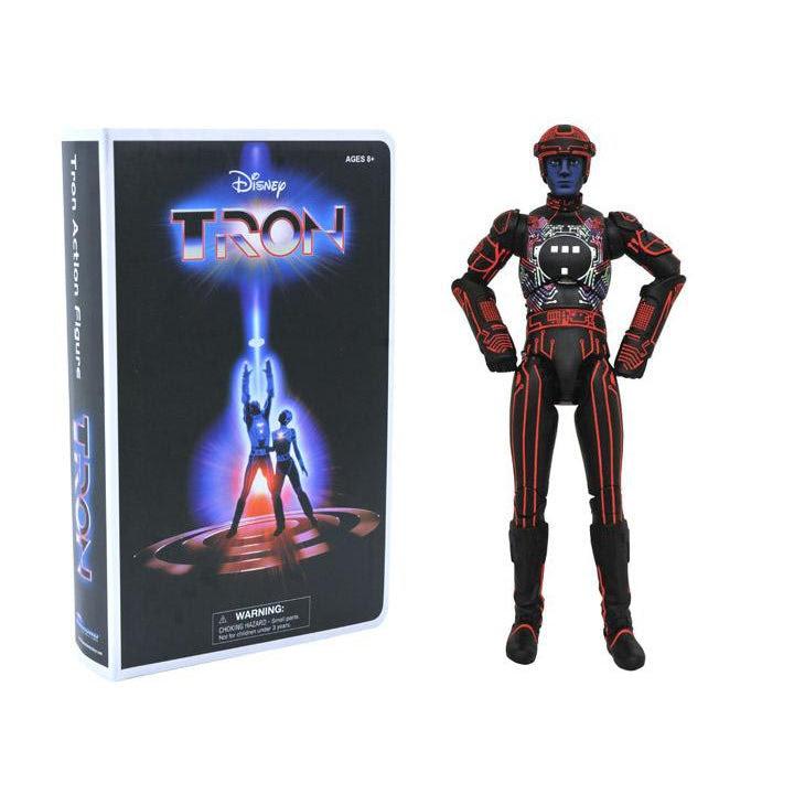 Image of Tron VHS Action Figure Box Set - San Diego 2020 Comic-Con Previews Exclusive - AUGUST 2020