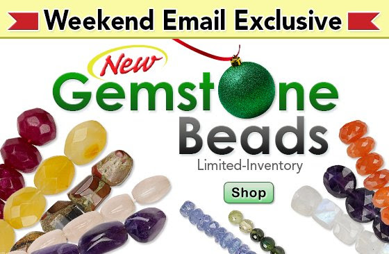 NEW Gemstone Beads for YOU...