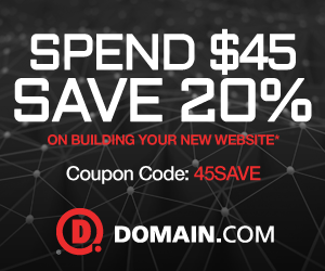 Spend and Save at Domain.com -...