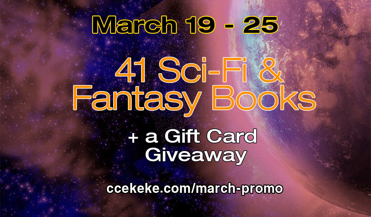 41 Sci-fi & fantasy books + a gift card giveaway