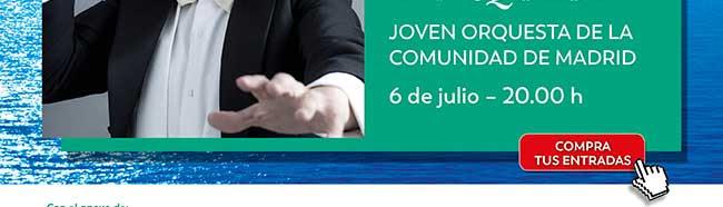 Gioachino Rossini . 26 y 28 de julio - 20:00 h. Compra tu entrada