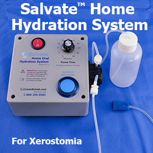 Salvate Home Hydration System for Dry Mouth