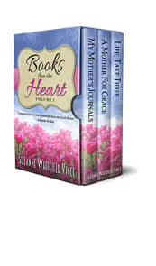 Books from the Heart by Suzanne Whitfield Vince