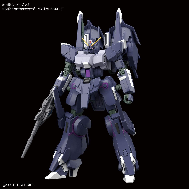 Image of Gundam NT #225 Silver Bullet Suppressor HGUC 1/144