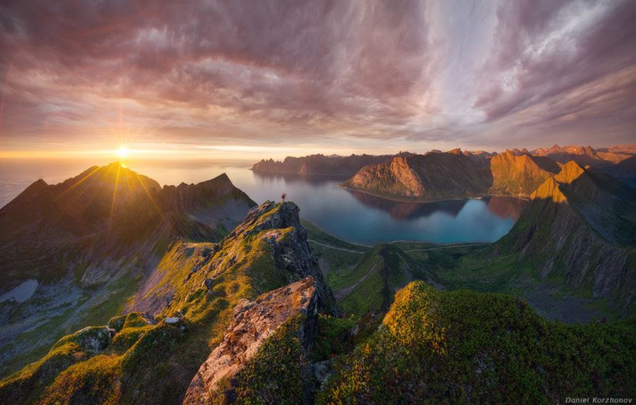 Senja, Νορβηγία