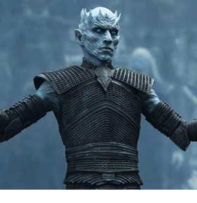 Game of Thrones Ultimate Premium Masterline Night King 1/4 Scale Statue