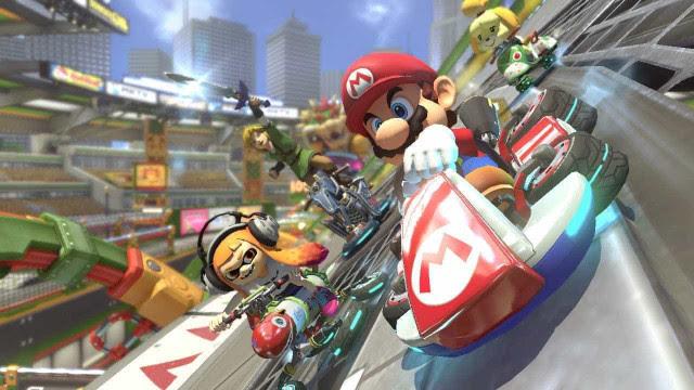 Rumor: Novo 'Mario Kart' terá outros personagens da Nintendo