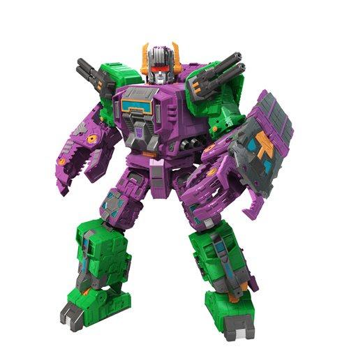 Image of Transformers Generations War For Cybertron Earthrise Titan Scorponok - AUGUST 2020