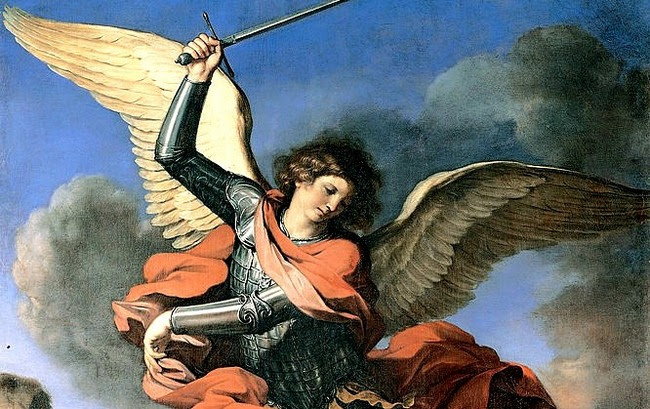 inwokacja do św. Michała Archanioła – MISERICORS – Codzienna aplikacja  Miłosierdzia