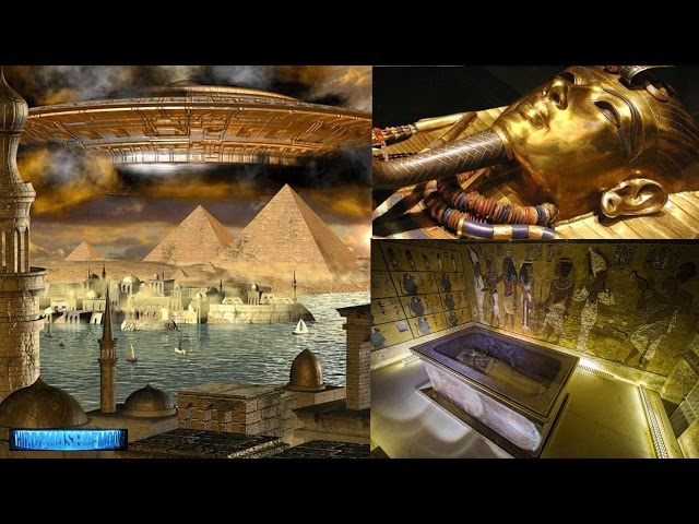 Scientist Claim 'Hidden Chamber' King Tut's Tomb May Unlock Annunaki UFO Secrets! 2/16/17  Sddefault