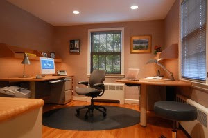 Setup your work at home office and make money