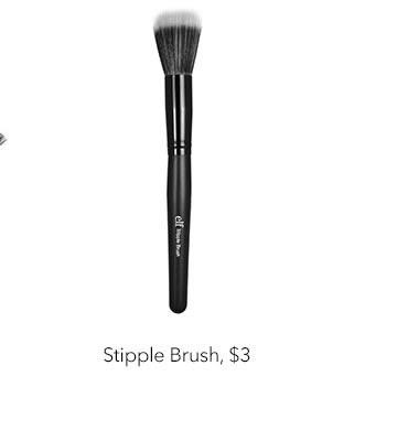 Stipple Brush, $3