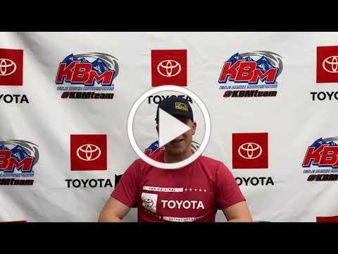 John Hunter Nemechek | Texas Preview