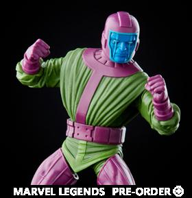 Marvel Legends Marvel's Kang