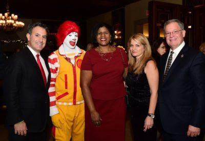 Michael Bapis Ronald McDonald